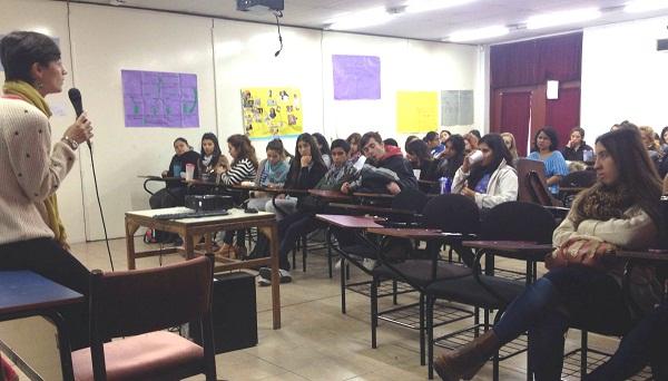 Se suma Educación Elemental y Especial a la formación desde el Ingreso en Derechos Humanos